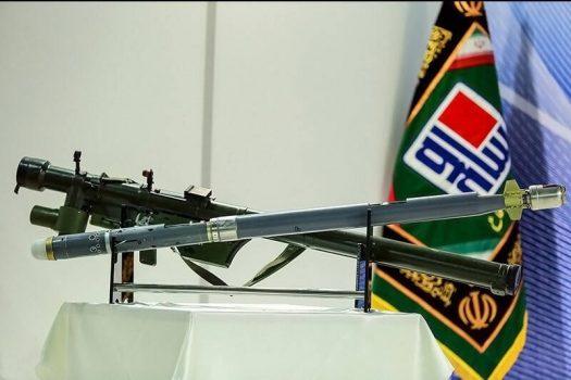 سپاه و ارتش از استرلا و استینگر وارداتی به «میثاق ۳» کاملا بومی رسیدند/ تست موفق شکارچی بدون سرنشین و متحرک موشکهای کروز +عکس