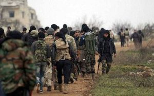 ماجراجویی جدید ترکیه این بار در خاک یمن/ جزئیات اعزام ۳۰۰ تروریست مورد حمایت آنکارا از خاک سوریه به حومه شهر مارب + نقشه میدانی و عکس