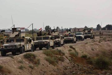 جدیدترین تحولات میدانی عراق/ جزئیات عملیات گسترده در دروازه جنوبی پایتخت و شمال شرق دیاله + نقشه میدانی و عکس