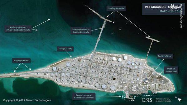 دوربردترین حمله موشکی تاریخ جنگ یمن به خاک سعودی / از پایانههای نفتی شمال تا پایگاههای هوایی جنوب/ شبی که تمام عربستان از ترس نخوابید + تصاویر