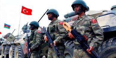 تداوم رزمایش جمهوری آذربایجان با ترکیه با هدف حفظ آمادگی رزمی
