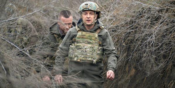 تحولات مرزی اوکراین و روسیه به کدام سو پیش میرود؟