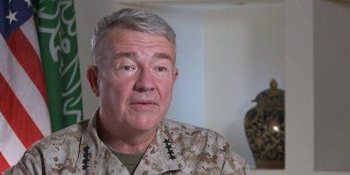فرمانده تروریستهای سنتکام: حضور آمریکا در منطقه برای مهار ایران ادامه خواهد یافت