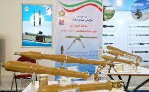 رونمایی از دو سلاح راکتانداز مدرن و جدید در صنایع دفاعی کشور/ انهدام تانکهای دارای «دفاع فعال» سریعتر و دقیقتر شد +عکس