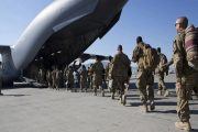 آمریکا ۱۸ هواپیمای بی ۵۲ و اف ۱۸ در افغانستان مستقر کرده است