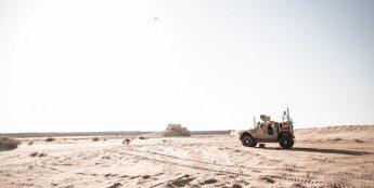 آمریکا و عربستان برای مقابله با پهپادها تمرین مشترک برگزار کردند +عکس