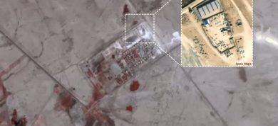 جزئیات حمله راکتی به پایگاه ائتلاف آمریکایی در استان دیرالزور سوریه + تصاویر ماهوارهای