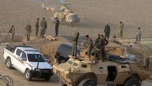 آخرین تحولات میدانی افغانستان/ گروه طالبان در آستانه تسلط بر هرات قرار گرفت + نقشه میدانی