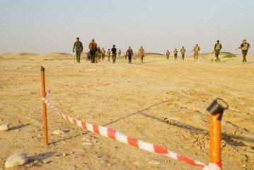 هدف آمریکاییها از ناآرام کردن دوباره عراق چیست؟ + نقشه میدانی و عکس