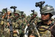 آمریکا کماندوهای افغانستانی را از طریق پایگاه مخفیانه سیا خارج کرد