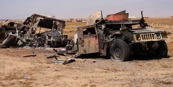 آمریکا تجهیزات بزرگترین مرکز «سیا» در افغانستان را تخریب کرد