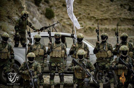 «بدری ۳۱۳»؛ نگاهی به یگان ویژه طالبان